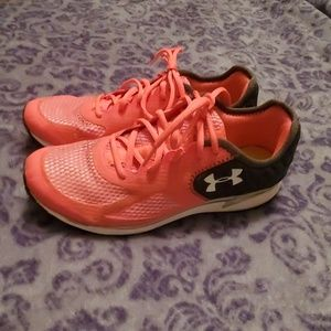 Under Armour Tenis Shoes Womens